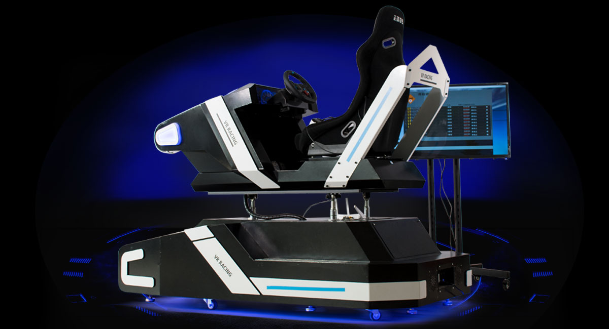 VR Racing Simulator for Sale - Owatch